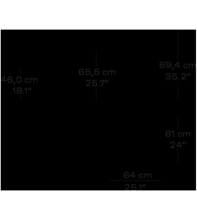 measurement pictogram